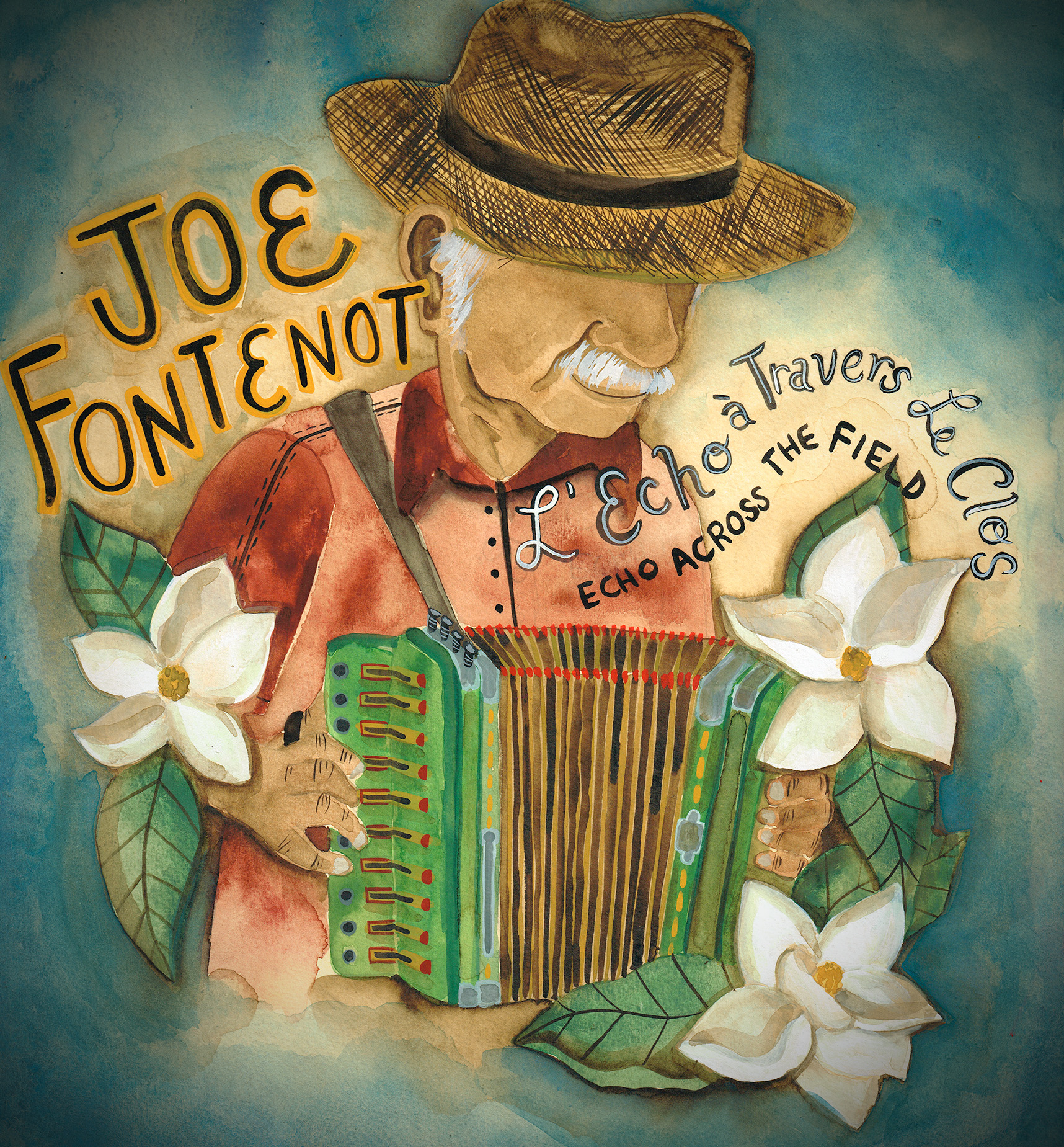 Joe Fontenot cover for web