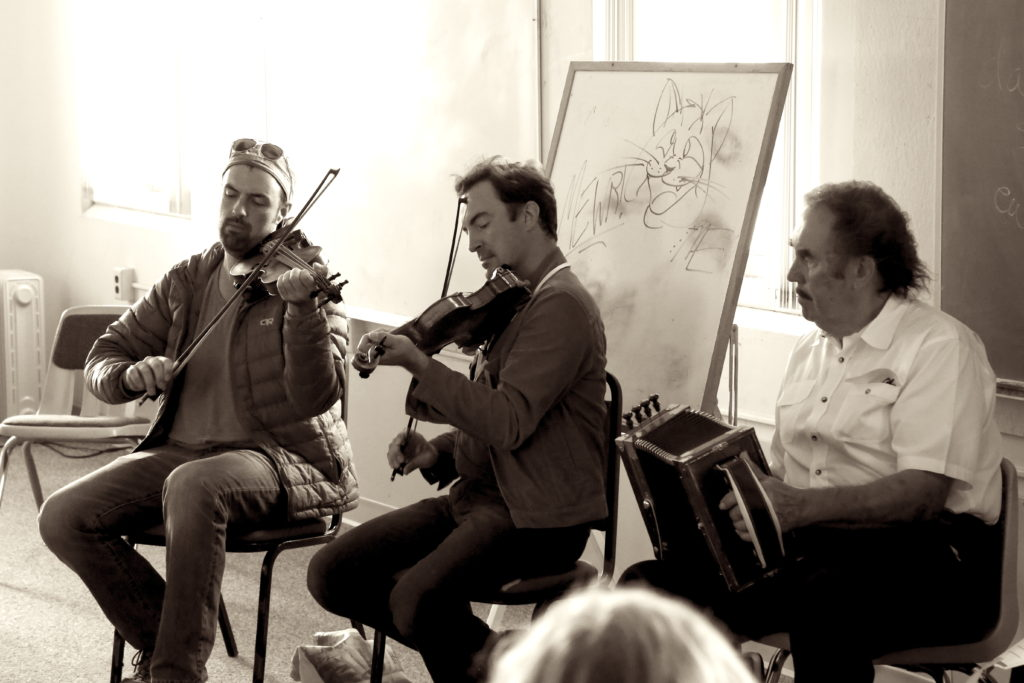 Fiddle Tunes Savoy Workshop 2