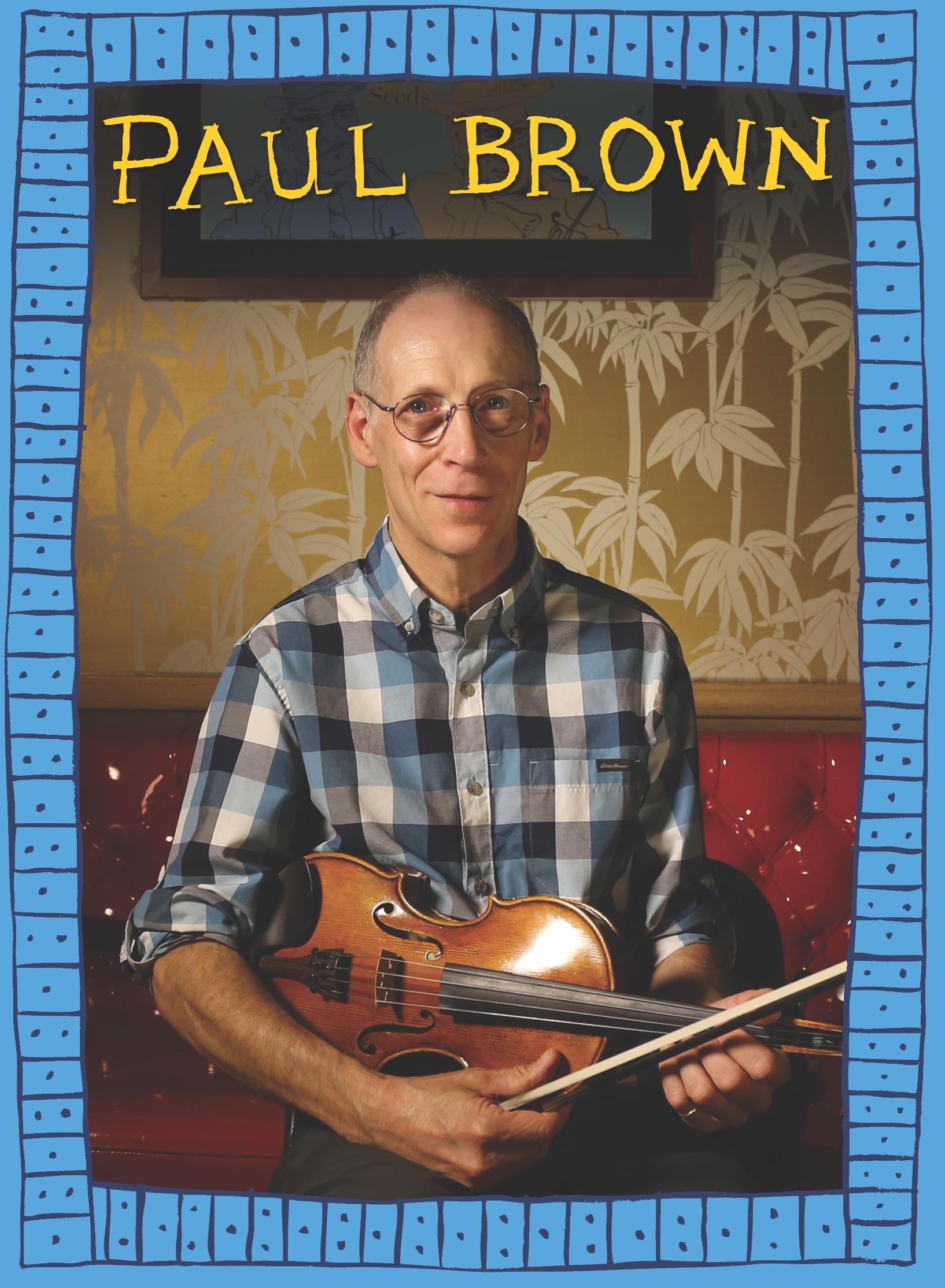 Paul Brown CD & DVD Set