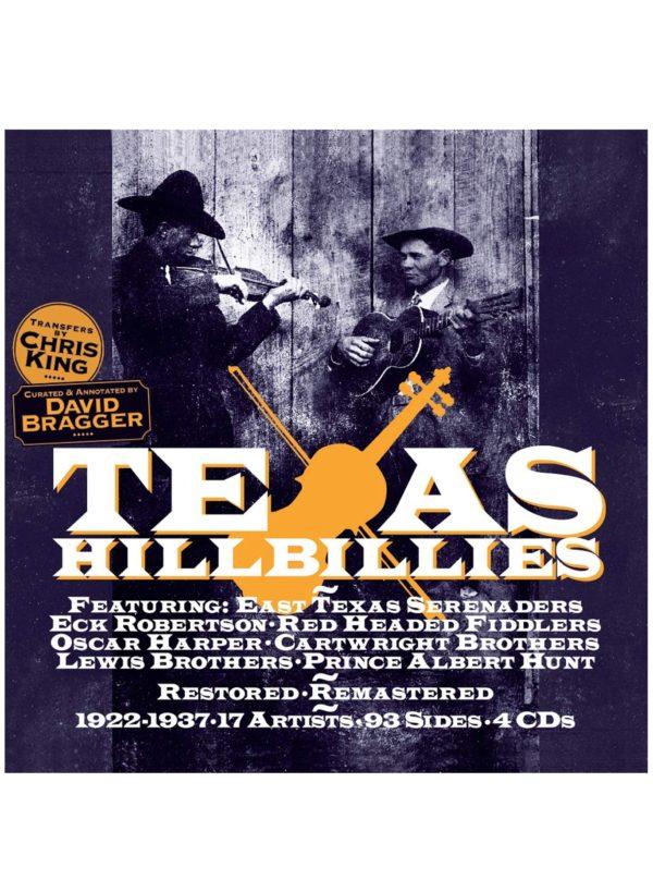 texas hillbillies cover